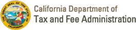 department of tax and fee administration logo