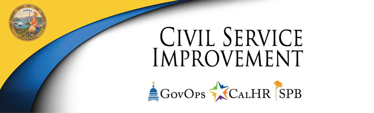 Civil Service Improvement