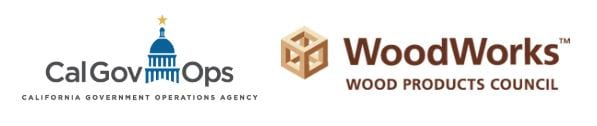 GovOps and WoodWorks logos