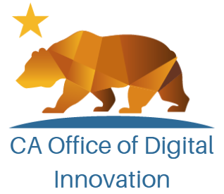 California Office of digital innovation logo